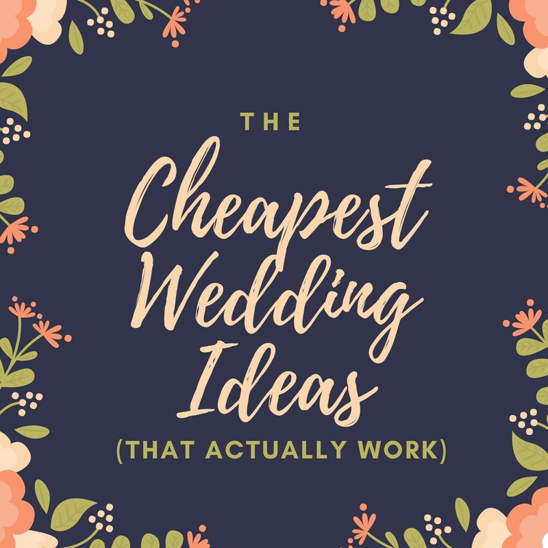cheapest wedding ideas, Weddeo, DIY wedding, affordable wedding video, wedding video alternatives, cheap wedding ideas