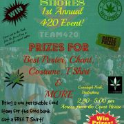 Temiskaming Shores First Annual 420 Event
