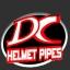 DC Helmet Pipes