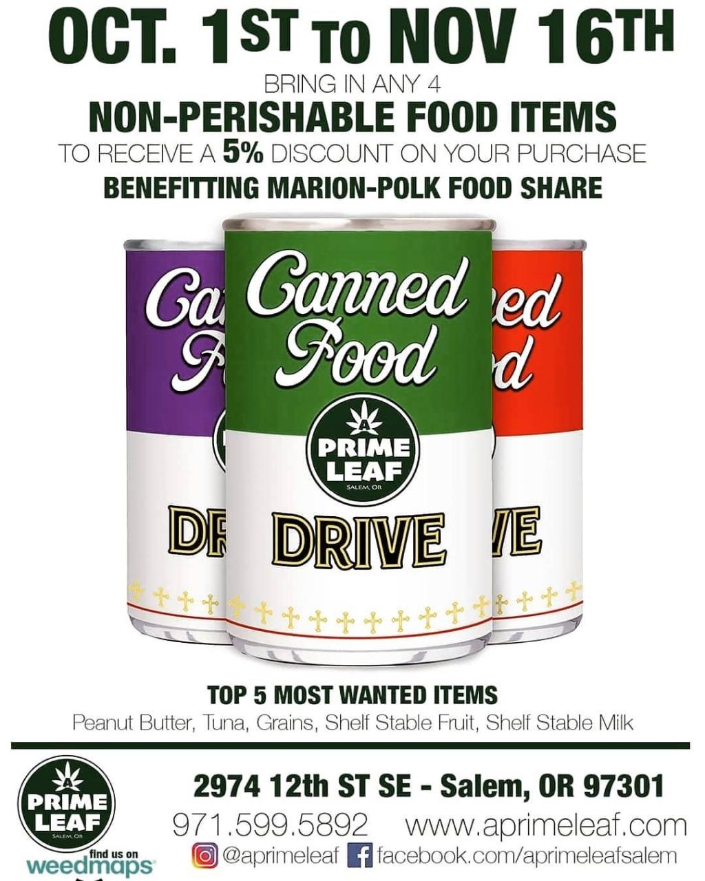 FoodDriveAprime