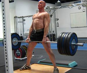 3x Bodyweight Deadlift Challenge