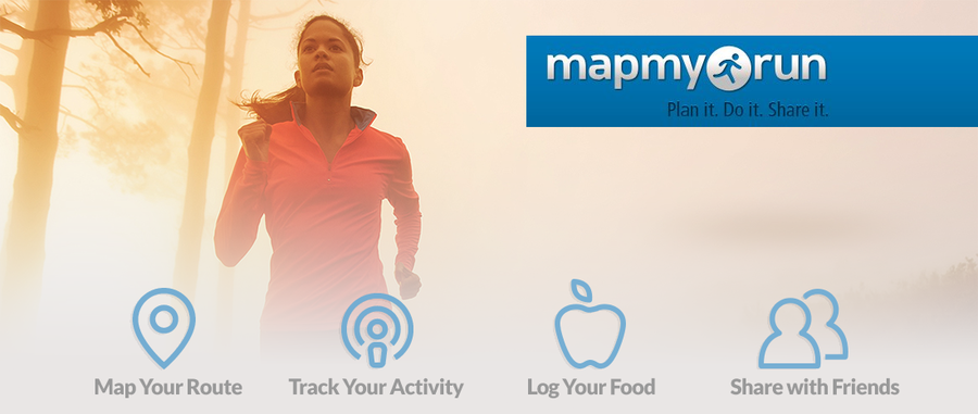 Partnership with MapMyRun and WeightTraining.com