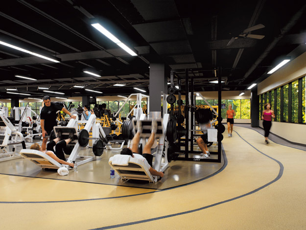 The Houstonian Club Gym