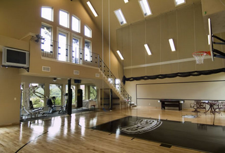 top 5 most extravagant personal home gyms  exercise blog