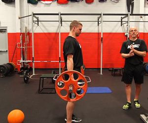 4 Week Advanced Football Strength and Conditioning Program