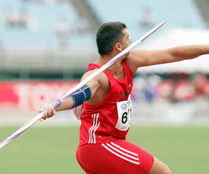 Javelin Workout Plan