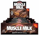 Vanilla Toffee Crunch - 8 Bars - CytoSport Muscle Milk Bars