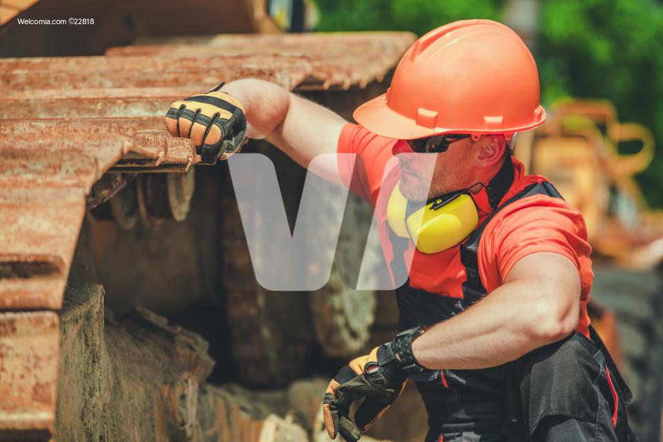 Construction Job Worker