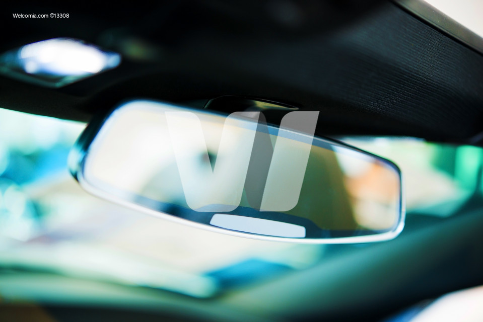 Auto Rear View Mirror