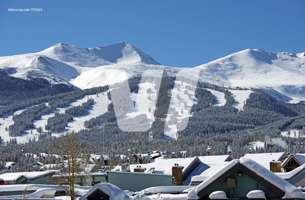 Breckenridge Ski Slopes
