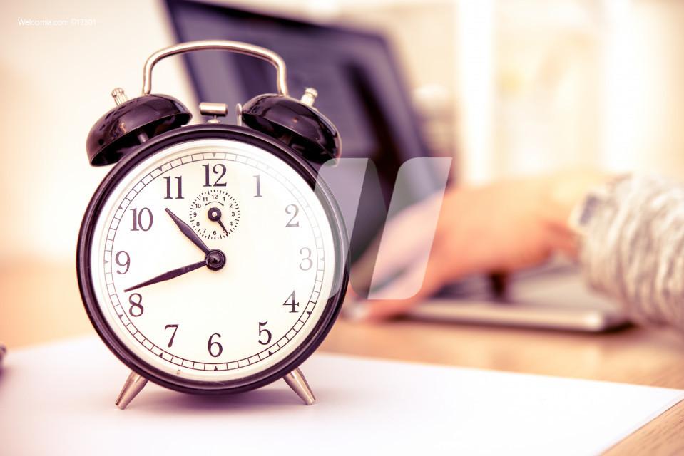 Business Deadline Concept