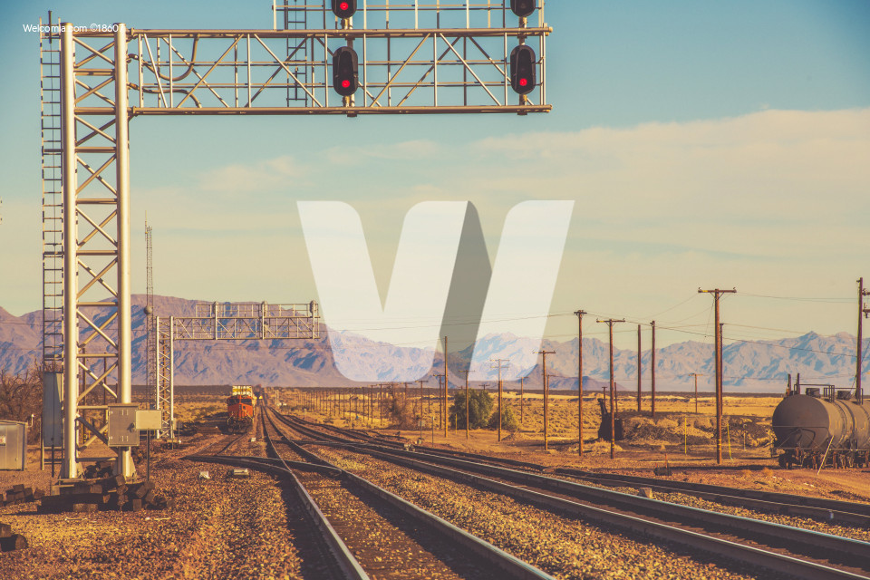 California Railroad System