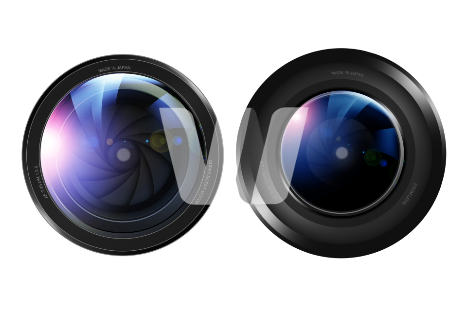 Camera Lenses PNG