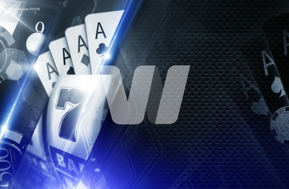 Casino Copy Space Background