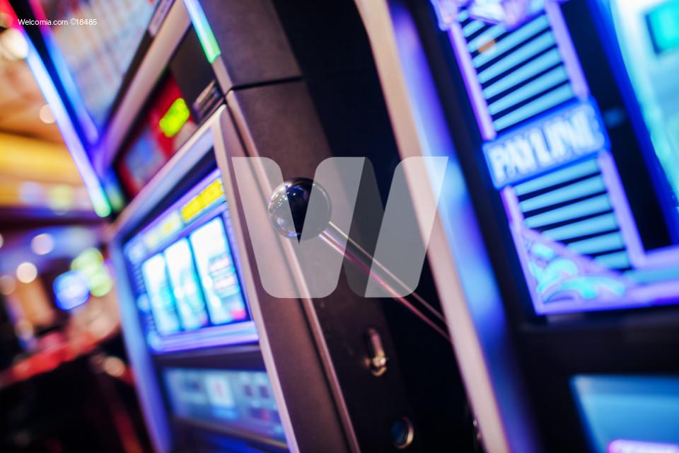 Casino Gambling Slot Machines
