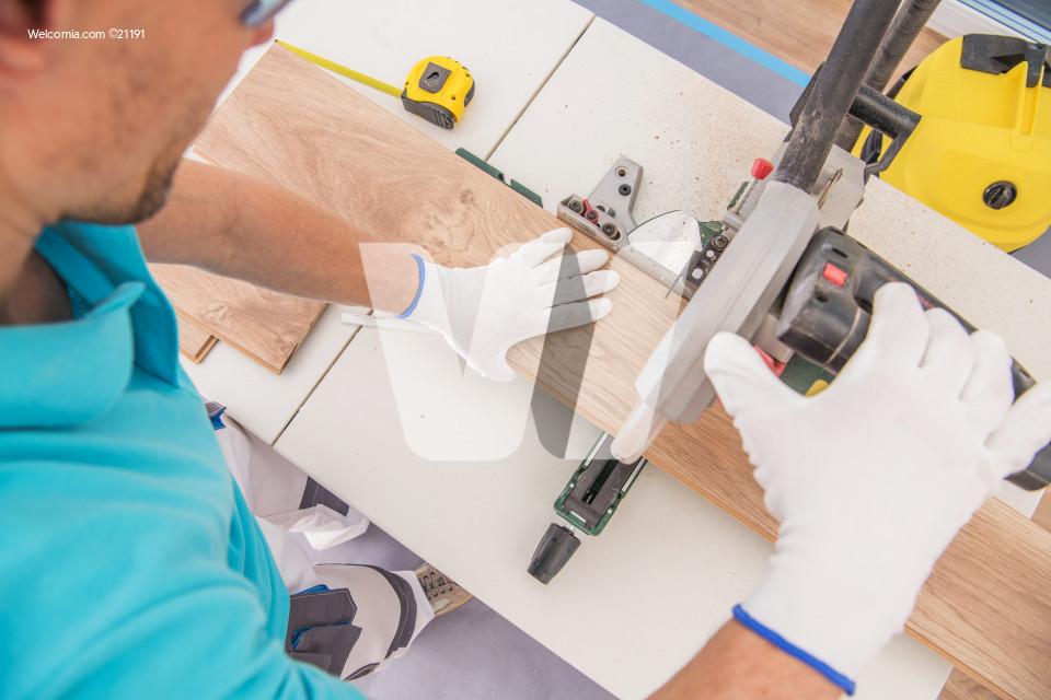 Caucasian Flooring Contractor