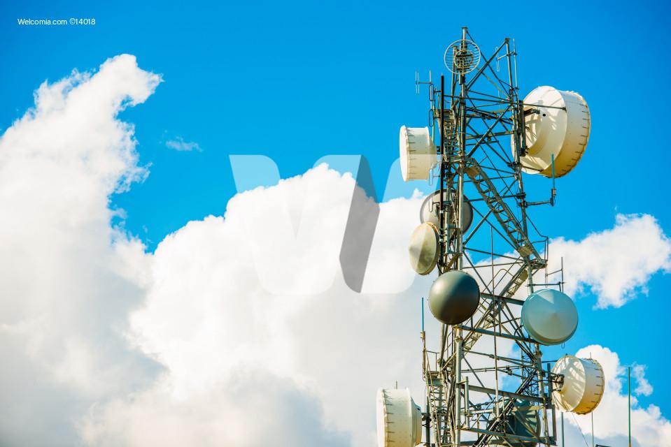 Cellular Antenna Tower