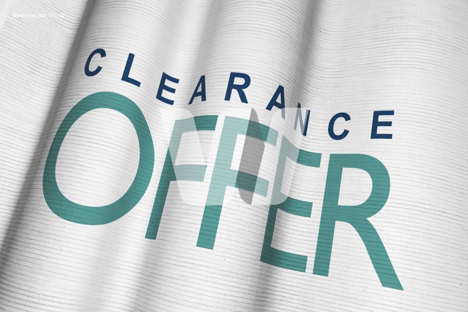 Clearance Flag