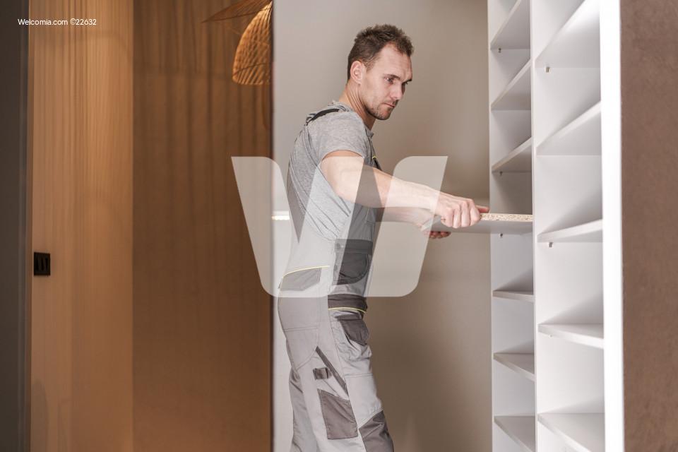 Closet Cabinets Contractor