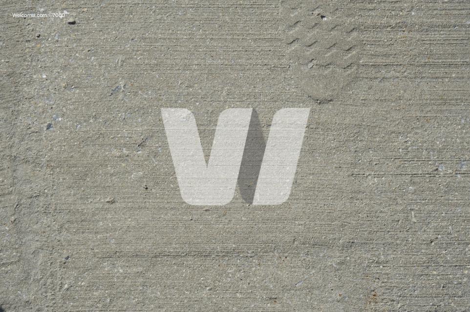 Concrete Sidewalk Background
