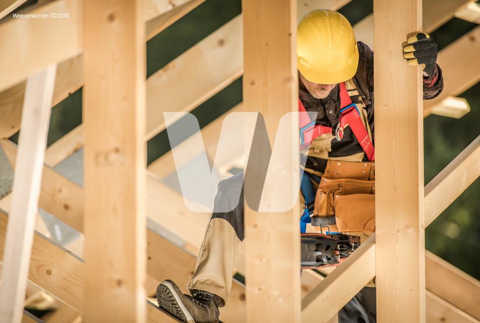 Construction Contractor Worker