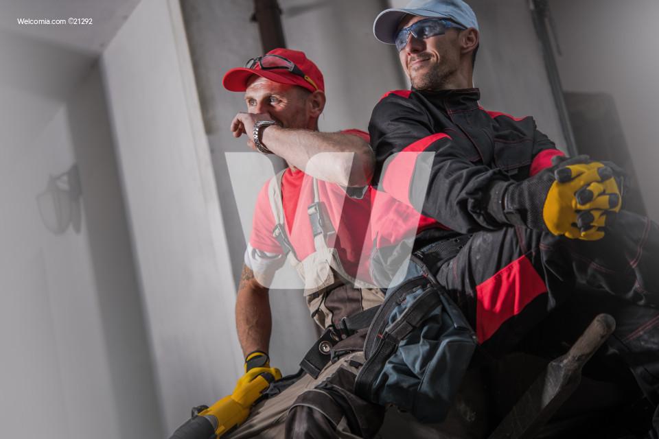 Construction Site Crew