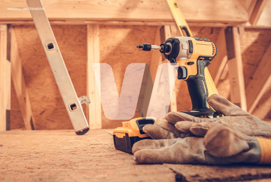 Construction Site Job Theme