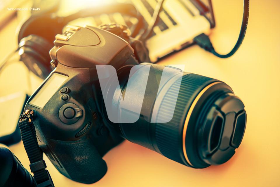 Digital Camera Photography