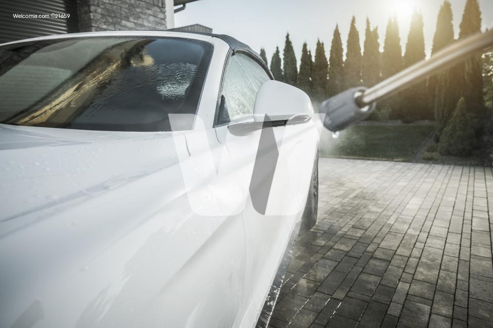 Driveway Car Wash