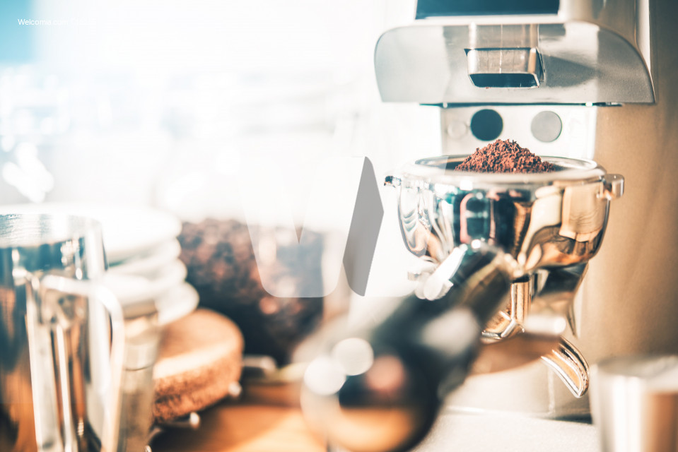 Espresso Coffee Grinding