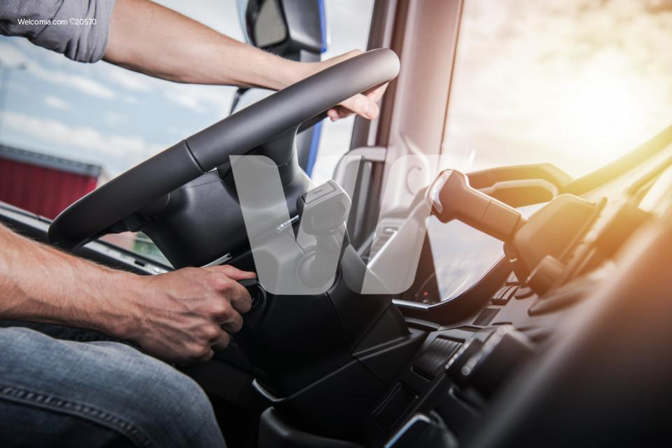 Euro Truck Driving