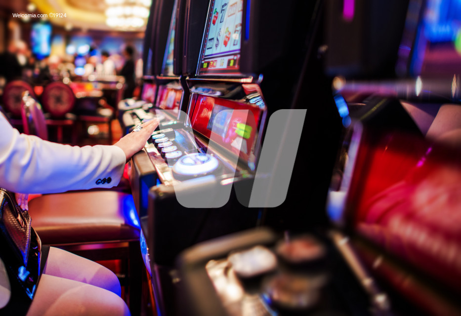 Feeling Lucky with Slot Machine