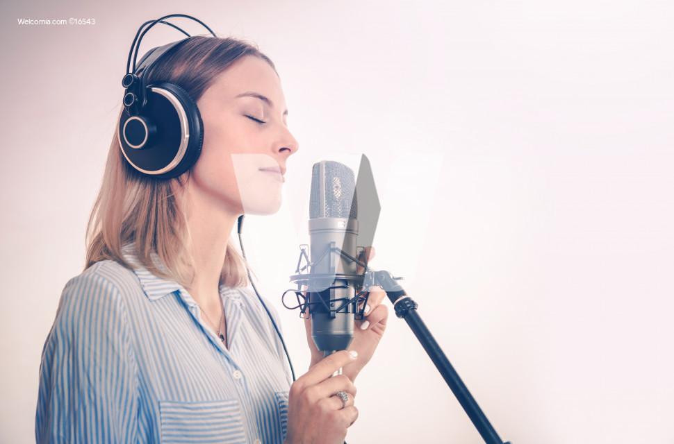 Female Vocal Recording