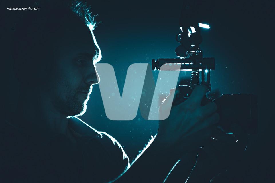 Filmmaker Taking Shots