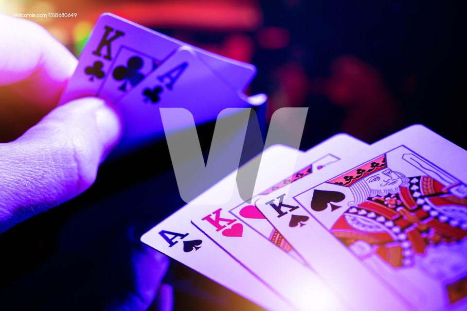 Full House Poker Theme