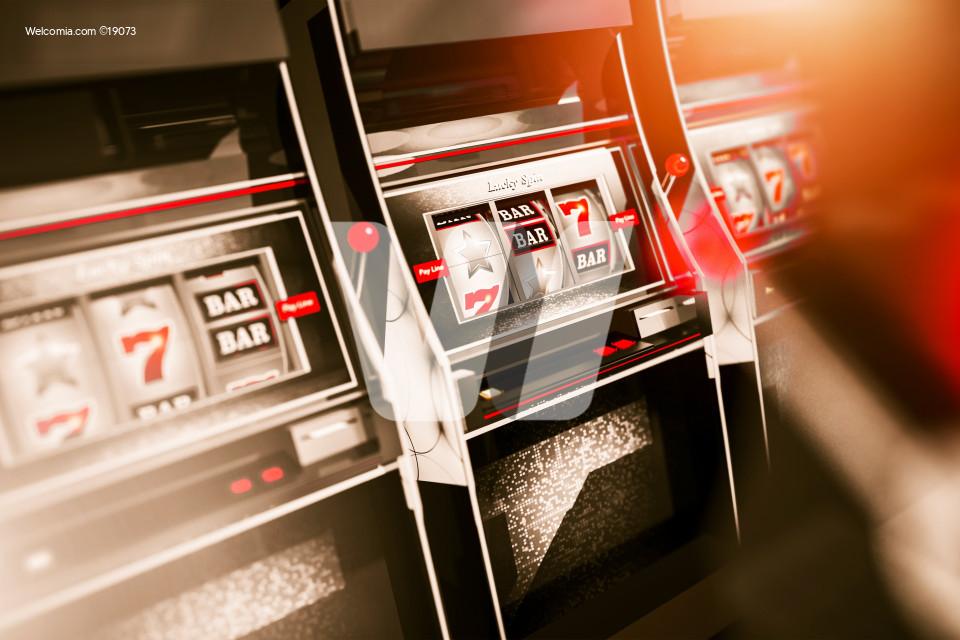 Gambling Slot Machines 3D