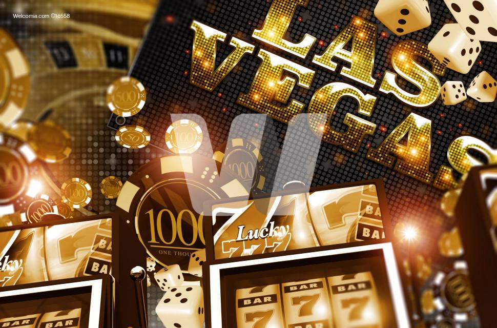 Golden Vegas Casino Concept