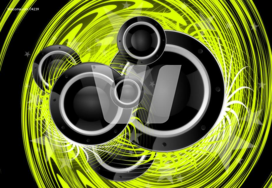 Green Music Vortex
