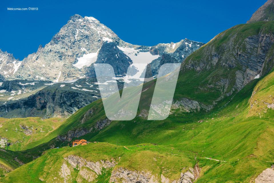 Grossglockner Mountain Summit