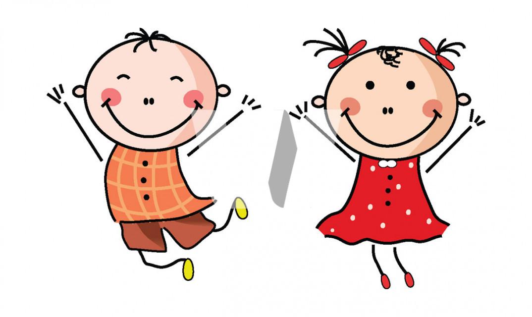 Happy Vector Kids