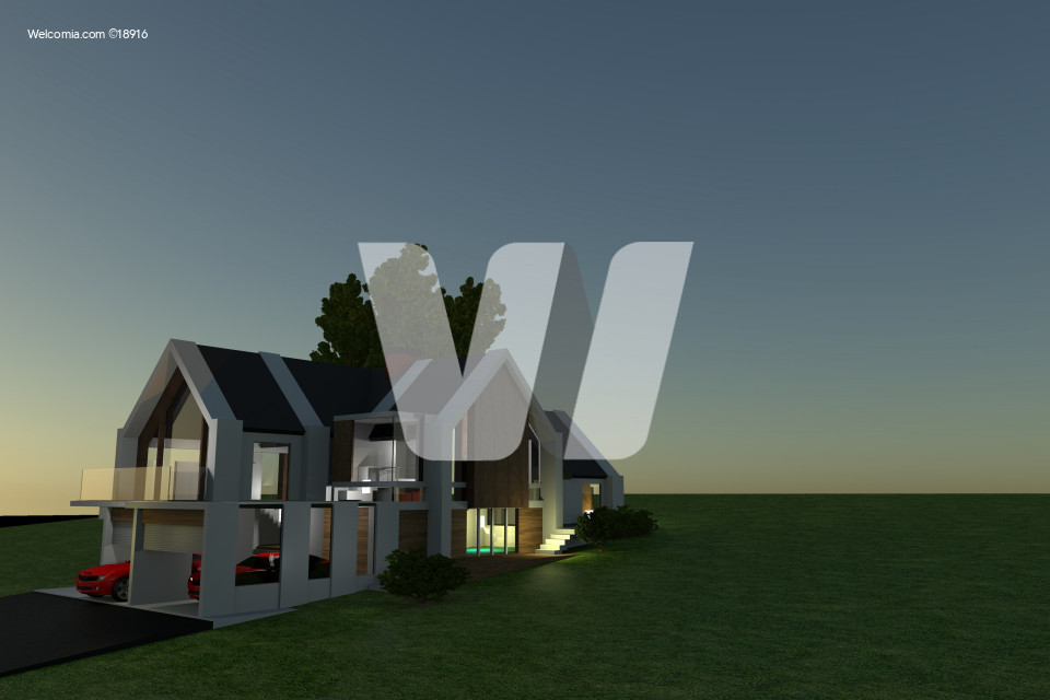 House 3D Visualization Project