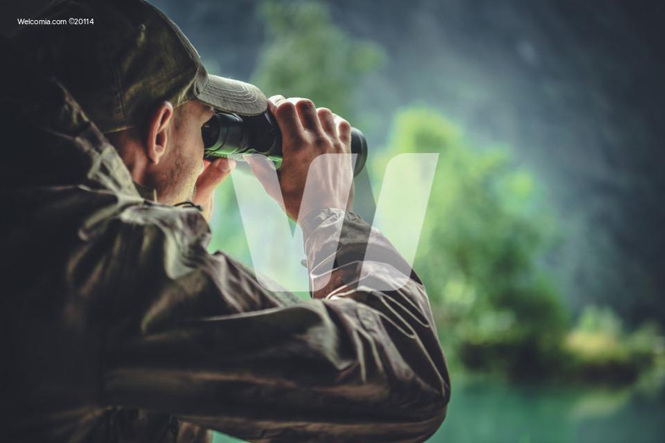Hunter Spotting Game