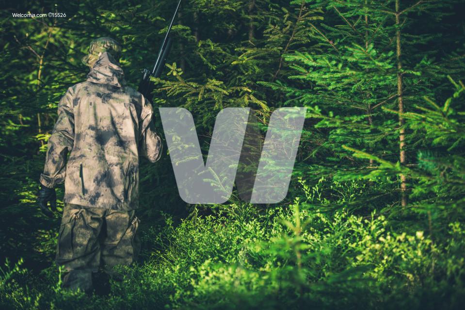 Illegal Hunting Poacher