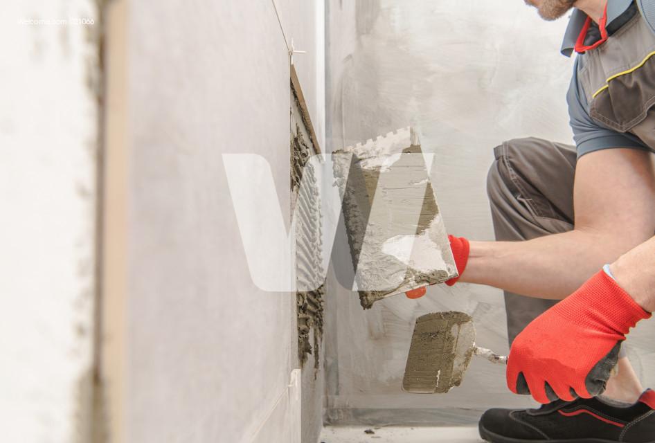 Installing Modern Ceramic Tiles