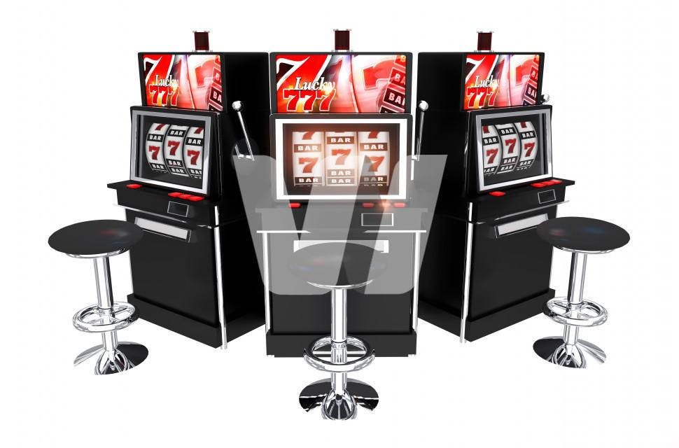 Isolated Slot Machines
