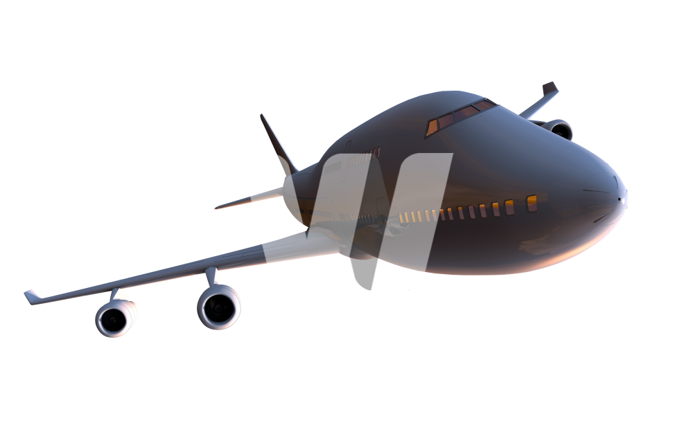 Jet Airplane PNG