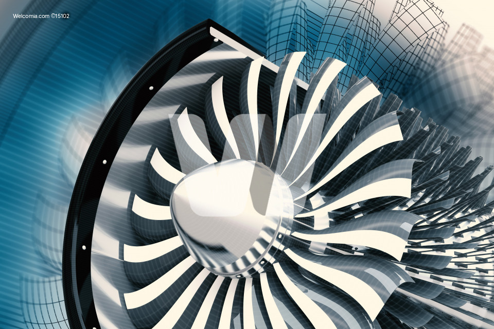 Jet Turbine Technology