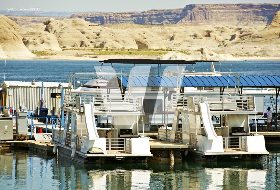 Lake Powell Boats