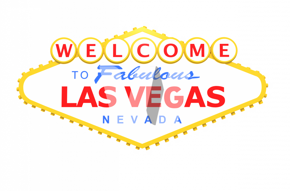 Las Vegas Welcome Sign Transparent - PNG Graphic ...