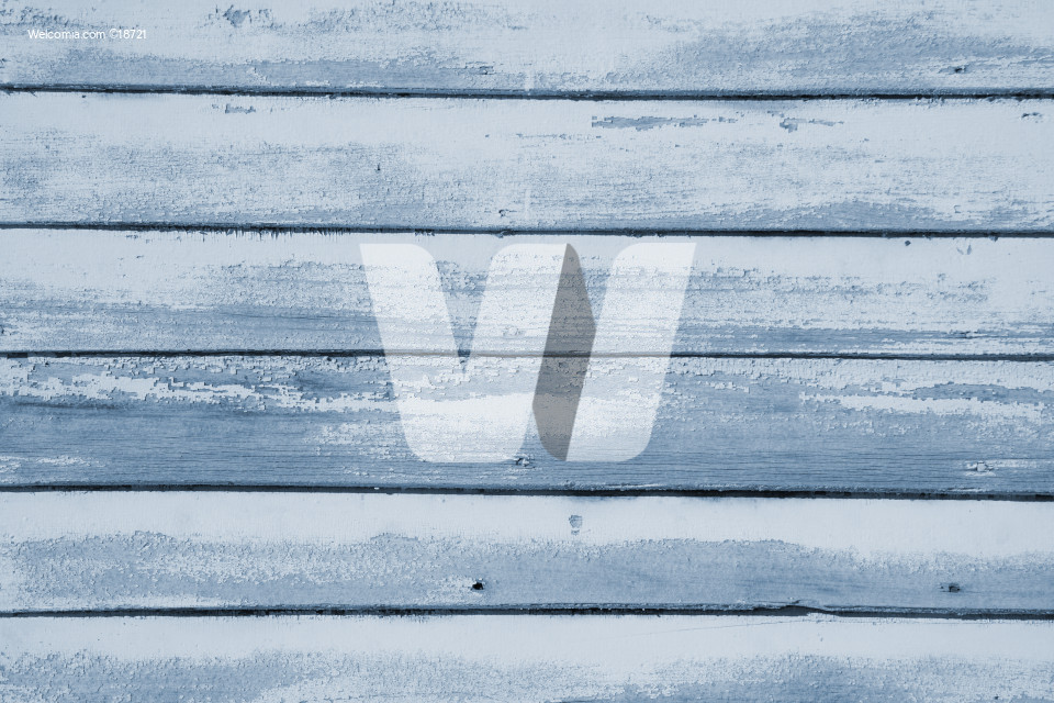 Light Blue Wood Background